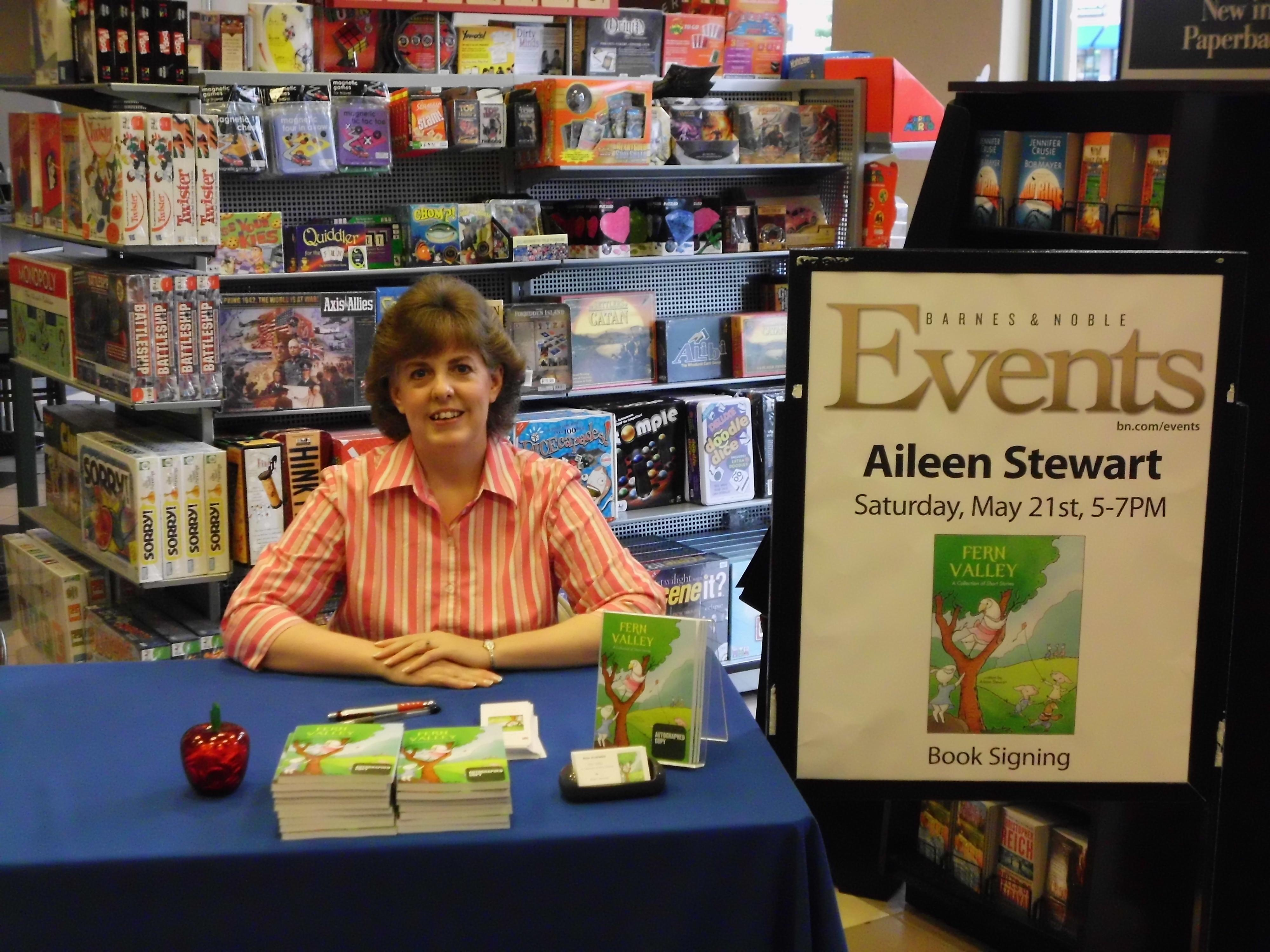 Barnes and Noble Event