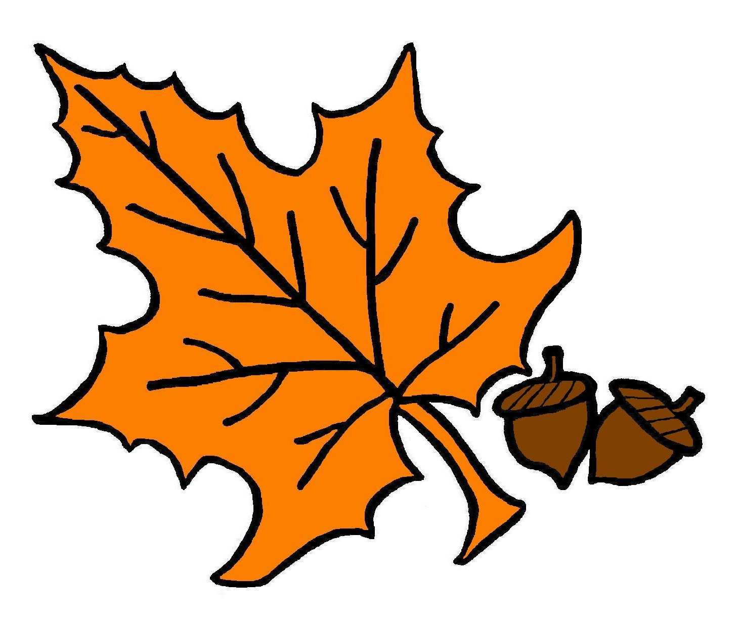 Yellow Maple Leaf Clip Art Autumn Leaves Clipart